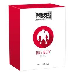 Secura Kondome Big Boy 60MM x100 Condoms