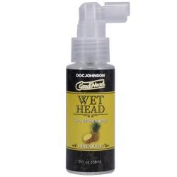 Good Head Wet Head Dry Mouth Spray Pineapple 59ml