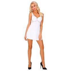 Corsetti Ellenin White Dress
